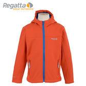 Regatta 童 軟殼│保暖外套 RKL026『胡椒紅』