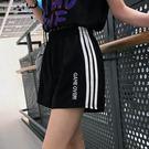 【快速出貨】 短褲女黑色港風怪味少女褲子...