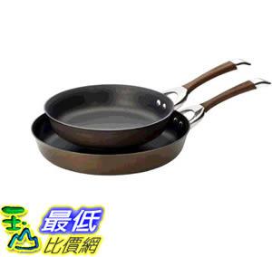 [COSCO代購] W121525  Circulon 黑鑽巧克力單柄煎鍋兩件組 直徑: 25.4/30.5 公分