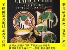 二手書博民逛書店Taking罕見Tea with Clarice CliffY2