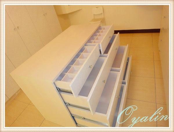 【歐雅系統家具】系統櫃 更衣室 系統半高收納櫃 系統化妝台 客製化訂做
