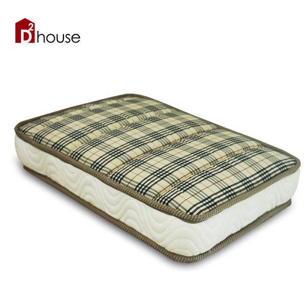 床墊 寵物床墊 64x84(大) Peter 寵物銀離子獨立筒床墊64x84(大)【DD House】