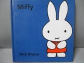 【書寶二手書T5/少年童書_NQX】Miffy_Dick Bruna