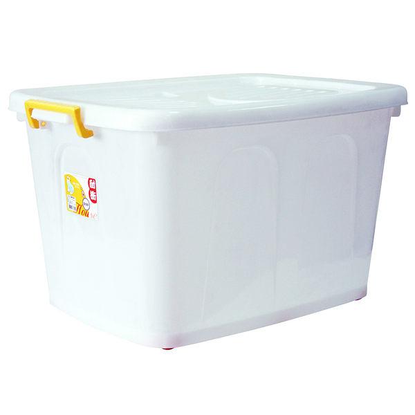 D1501滑輪整理箱(XL)-3入