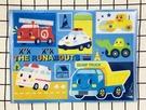 【震撼精品百貨】The Runabouts_RB工程車~三麗鷗工程車文件袋/收納袋(可扣)#11593