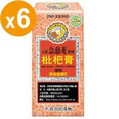 蜜煉枇杷膏6盒【京都念慈菴】