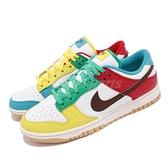 Nike Dunk Low SE Free 99 White 彩蛋 鴛鴦 男鞋 女鞋 休閒鞋 【ACS】 DH0952-100