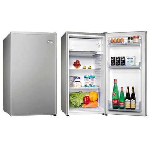 TECO東元 99公升 單門小冰箱 R1092N 環保R600a新冷媒