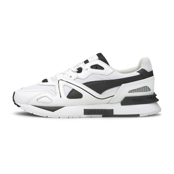 PUMA MIRAGE MOX CORE 黑白 男 拼接 基本 運動 慢跑鞋 38045903