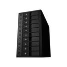 CyberSLIM S810-U32 10層3.5吋海量硬碟外接盒 Type-c