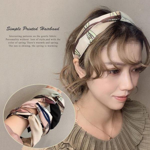 髮帶 ins網紅甜美髮箍女寬邊韓國清新壓髮卡簡約氣質頭箍淑女髮帶頭飾 曼慕衣櫃