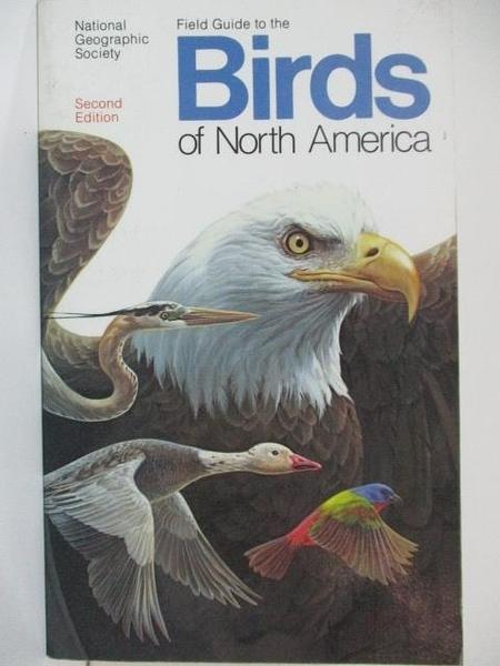 【書寶二手書T1/動植物_BDA】Birds of North America