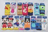 韓國進口襪 迪士尼 皮克斯 短襪 卡通襪 小熊維尼 怪獸電力公司 動物方程式 玩具總動員