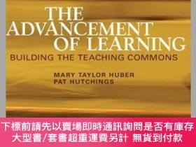 二手書博民逛書店預訂The罕見Advancement Of Learning: Building The Teaching Com