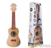 尤克里里初學者學生成人女男21寸23寸烏克麗麗兒童ukulele小吉他    橙子精品