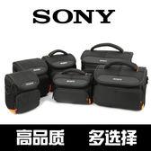 攝影包Sony索尼微單相機包單肩單反 攝像機包 智慧e家