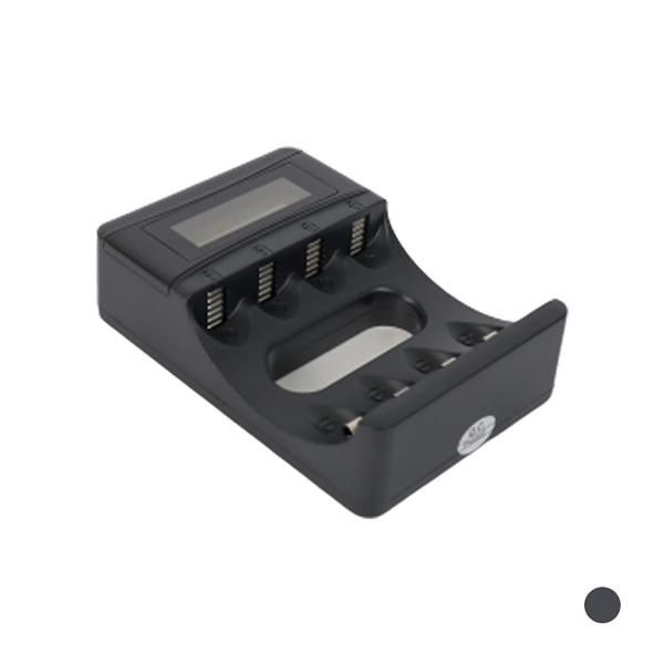 SuperB USB充電液晶顯示電池充電器(充電電池 電池盒 快速充電 eneloop 電量顯示 3號 AA 4號 AAA