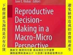 二手書博民逛書店Reproductive罕見Decision-Making in