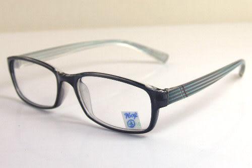 韓國進口TR90材質塑膠鈦TR90時尚近視用光學膠框9604(5色)