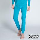 PolarStar 遠紅外線發熱褲 男 藍綠 P14431
