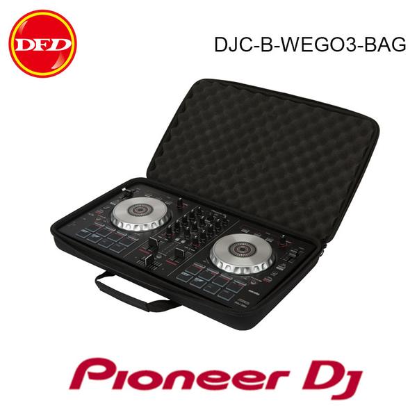PIONEER 先鋒 DJC-B-WEGO3-BAG DDJ-400 / DDJ-SB3 攜行袋 公司貨