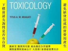 二手書博民逛書店Food罕見Forensics and ToxicologyY410016 Titus A. M. Msaga