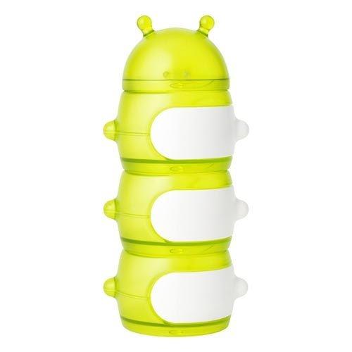 特價 boon 蟲蟲零食收納罐 (綠)_BN01222
