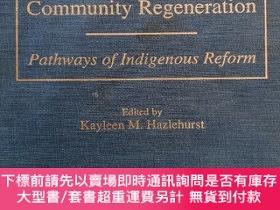 二手書博民逛書店Popular罕見Justice and Community Regeneration: Pathways of