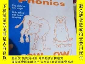 二手書博民逛書店Help罕見with Homework: Phonics: Wo