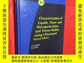 二手書博民逛書店Characterization罕見of Liquids, Na