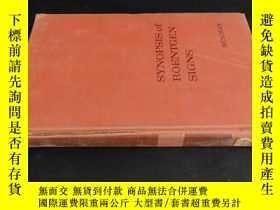 二手書博民逛書店SYNOPSIS罕見OF ROENTGEN SIGNSY5919