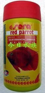 喜瑞鸚鵡魚飼料500ML