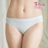 【玉如內褲】色彩日記魔術褲。奈米竹炭-透氣-舒適-三角褲-低腰-開高衩-台灣製。※K037