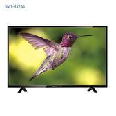 SANLUX 三洋 43吋 LED液晶顯示器 SMT-43TA1(不含視訊盒)