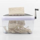 碎紙機-小型迷你家用金融票據碎紙機雪梨紙自由森林紙條狀碎紙機手動A4款 東川崎町