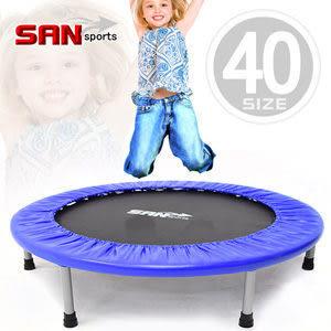 40吋彈跳床│【SAN SPORTS】跳跳床彈簧床.彈跳樂彈跳器.平衡感兒童遊戲床.運動健身器材