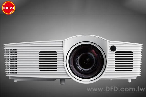 (新款)Optoma 投影機 GT1080 Darbee 3D 劇院級短焦投影機 1080P 1坪機1米90吋 GT1080Darbee