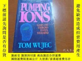 二手書博民逛書店PUMPING罕見IONS: GAMES AND EXERCIS