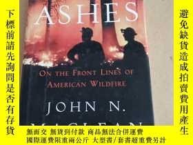 二手書博民逛書店Fire罕見and Ashes: On the Front s