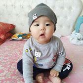 嬰兒純棉帽子兒童套頭帽男女童薄款【奇趣小屋】