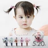 兒童發飾女童頭繩韓國清新卡通發圈