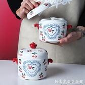 華孚陶瓷帶蓋家用小燉盅 隔水燉湯雙蓋雙耳煲湯盅內膽燉罐蒸蛋碗 創意家居生活館