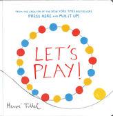 【麥克書店】LET'S PLAY/精裝繪本《主題: 幽默.創意.想像》作家: Herve Tullet