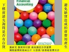 二手書博民逛書店An罕見Introduction to Financial Accounting (英語)平裝 Andrew Th
