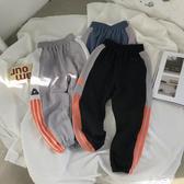 男童防蚊褲新款夏天薄款洋氣運動褲夏季寬鬆束腳褲子潮 海角七號