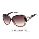 經典琥珀大框墨鏡 簍空造型太陽眼鏡 時尚優雅太陽眼鏡 顯小臉墨鏡 UV400標準局檢驗合格