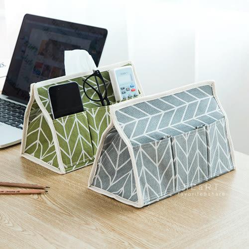 鄉村風棉麻布藝收納面紙盒 居家收納 衛生紙盒 收納袋 面紙套