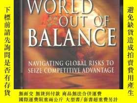 二手書博民逛書店World罕見Out of Balance: Navigatin
