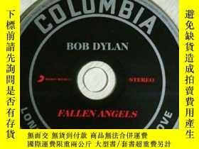二手書博民逛書店COLUMBIA罕見, BOB DYLAN ,FALLEN AN