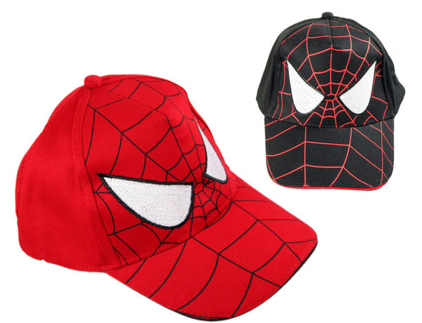 【卡漫城】 蜘蛛人 兒童 帽子 二選可選 ~ Spiderman 男童 童帽 遮陽帽 棒球帽 網球帽 蜘蛛俠 /款